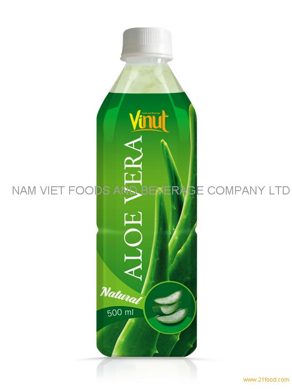 500ml Natural Aloe vera
