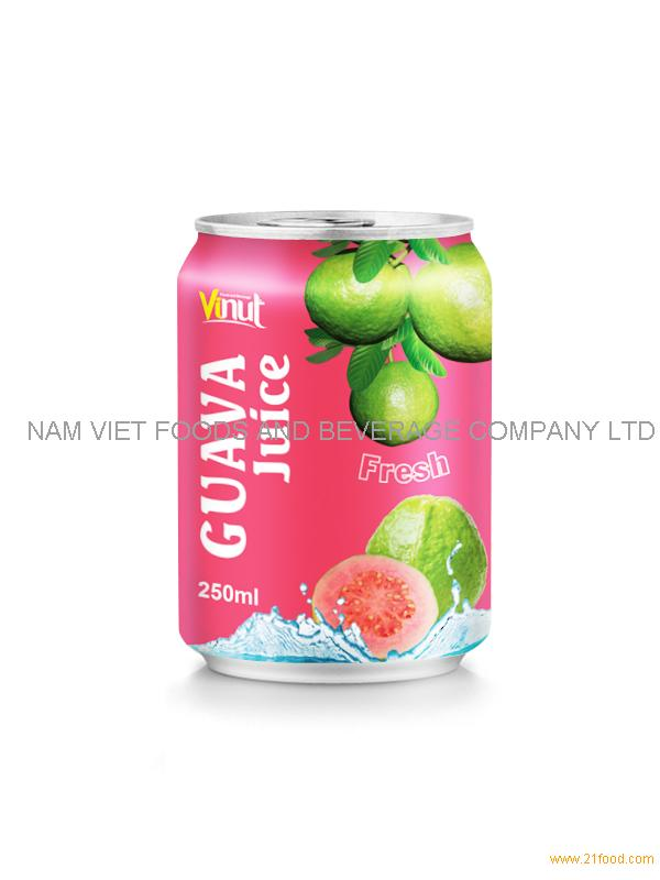 250ml guava juice drink