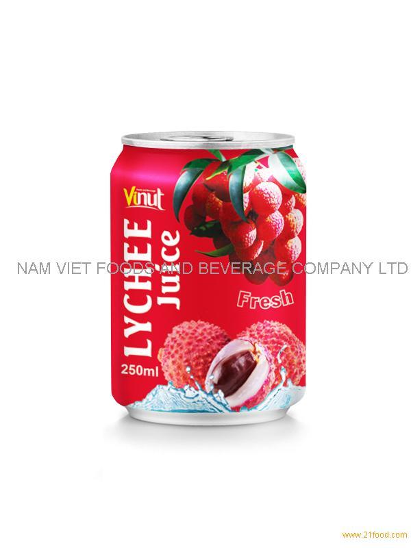 250ml lychee juice drink