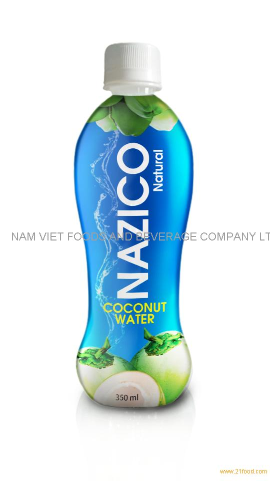350ml Natural Coconut water