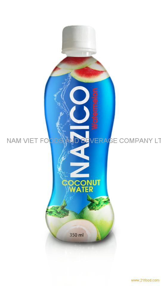 350ml Watermelon Coconut water