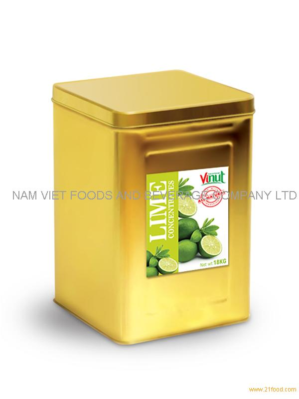 18kg Lime Concentrates