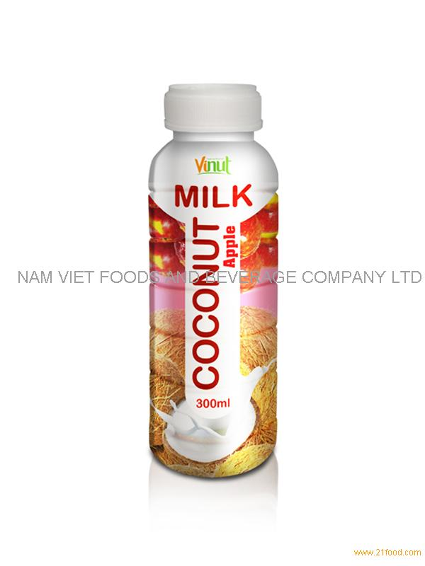 300ml Coconut milk APPLE