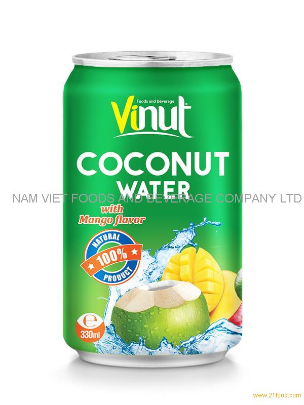 330ml Coconut water Mango