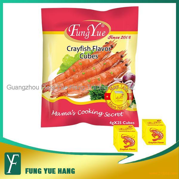 4g Shrimp Flavour Bouillon Cube Brands