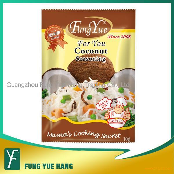 10g Cononut Flavor Seasonings Powder