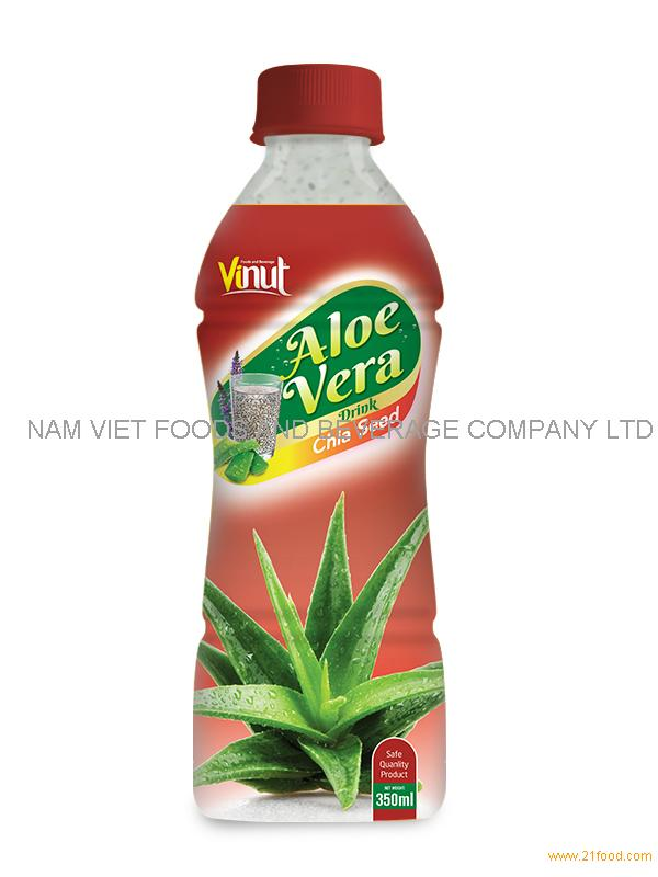 350ml Aloe vera Chia Seed