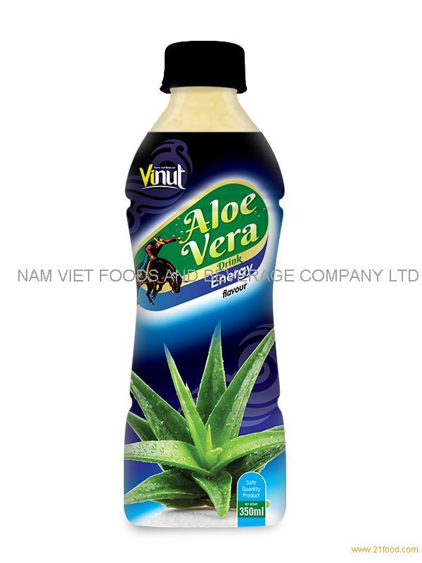 350ml Aloe vera energy