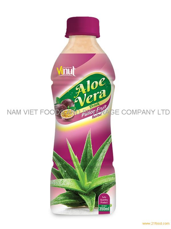 350ml Aloe vera Passion Fruit