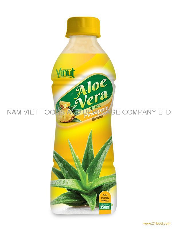 350ml Aloe Vera Pineapple Flavour