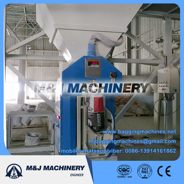 sand bag machine