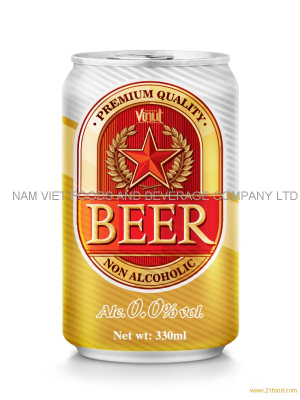330ml Non Alcoholic Beer