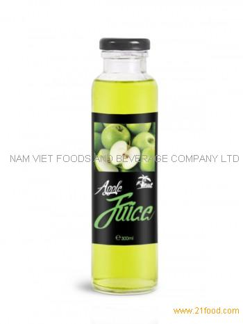 Juice 300ml Glass Bottle