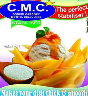 Food grade Carboxymethyl Cellulose Sodium(CMC)