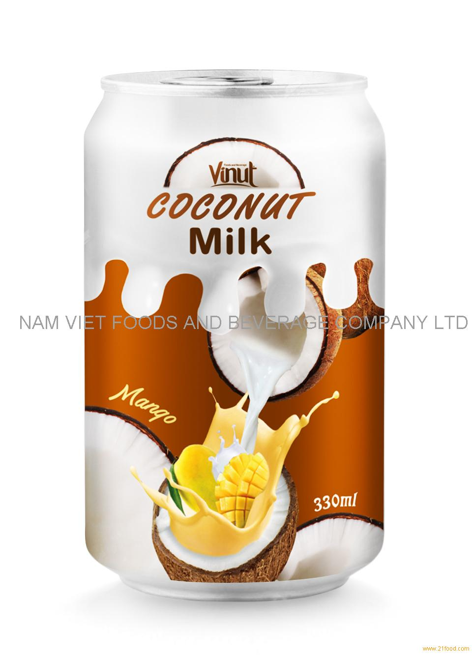 330ml coconut milk mango