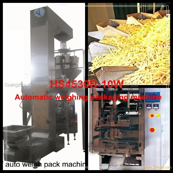 Chips Snack Packing Machine/puffed Food Packing Machine/potato Chips Packing Machine
