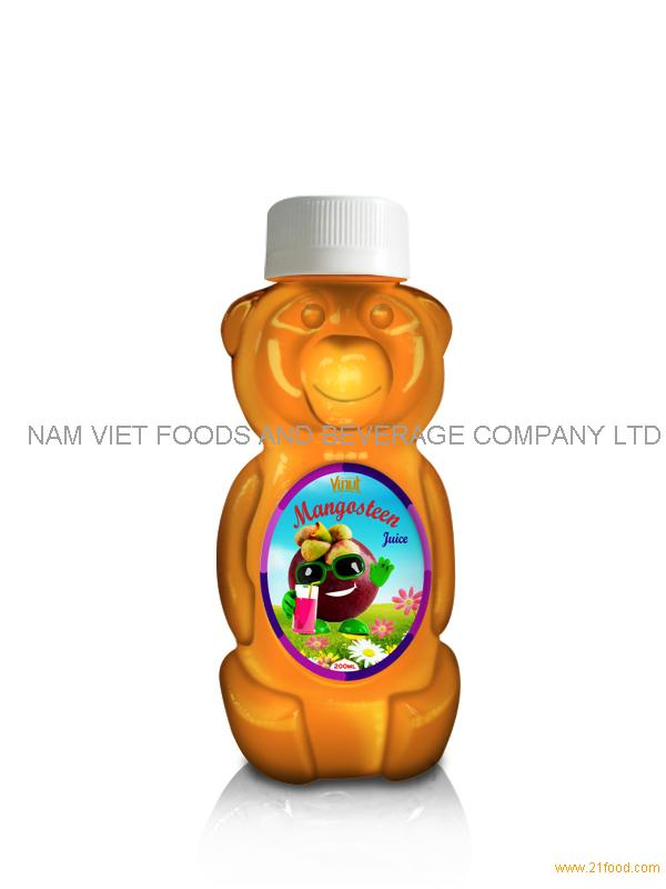 200ml Mangosteen Juice for children