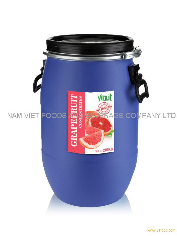 Grape juice Concentrates 200kg