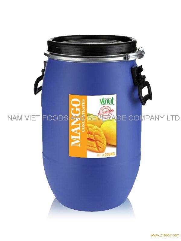Mango juice Concentrates200kg