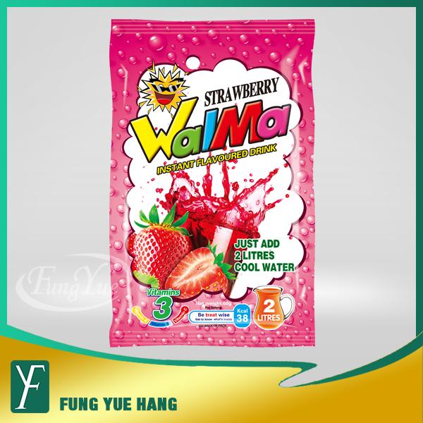 60gr Jus instantane de fraise
