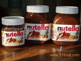 Ferrero Nutella Chocolate Cream in 15g Mini-sachets, 230g, 350g