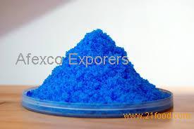 Cupric Copper Sulfate, CuSO4, Copper Sulfate Pentahydrate Anhydrous