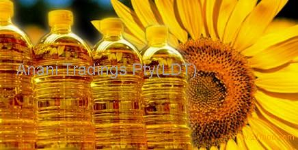 Refined Soyabean Jojoba sunflower oil for sale
