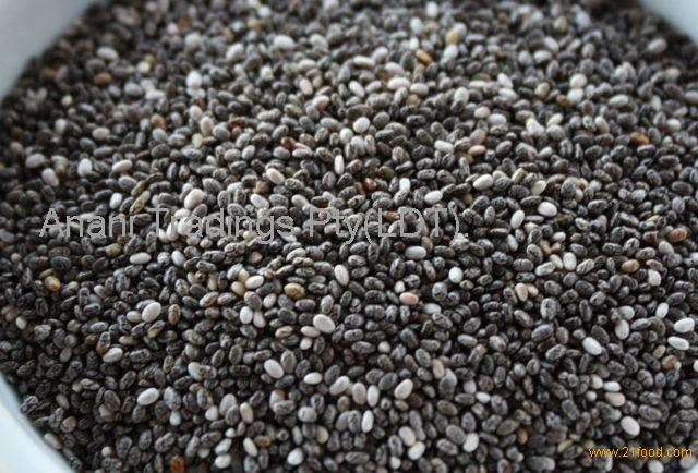Black Chia Seeds