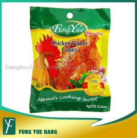 4g Chicken Powder Halal Seasoning Condiment