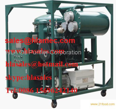 Used Industrial Hydraulic Oil Purifier