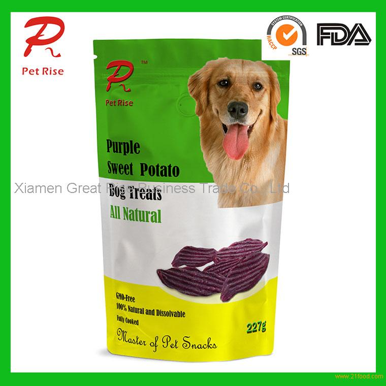 All Natural Purple Dried Sweet Potato Dry Dog Food