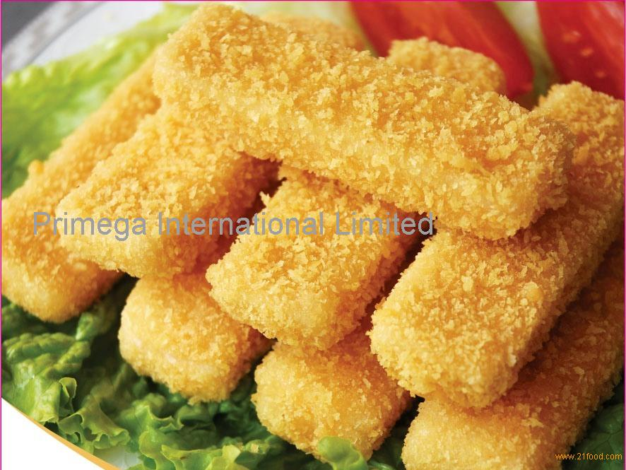 Frozen Breaded Fish Finger