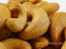 Baked cashew nut