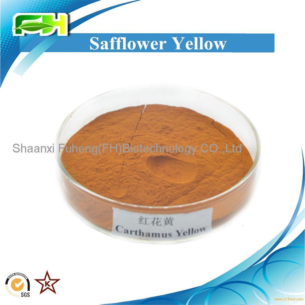 Safflower Yellow. Saffiomin E50-E200. Carthamins yellow