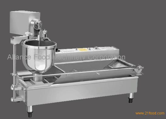 automatic doughnut making machine