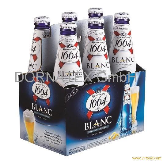 Kronenbourg 1664 Blanc 330ml x 24 Bottles.