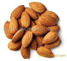 Best Quality Almond Nuts for sale from Brazil