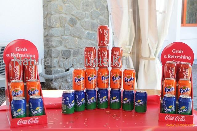 Soft Drinks - Coca Cola, Red Bull, Sprite, Dr Pepper, Fanta, Pepsi