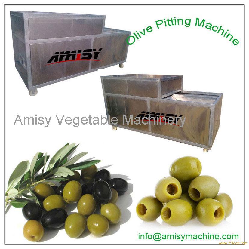 pitting machine