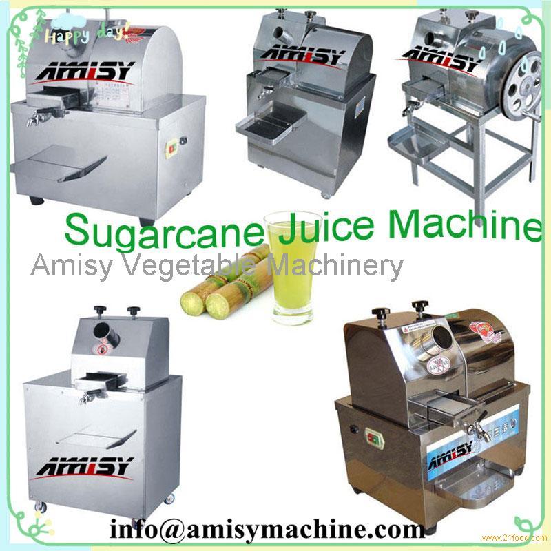 sugarcane juice extractor machine