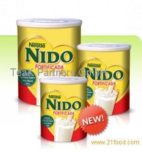 Instant Full Cream Red Cap Nido Milk Powder