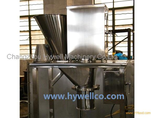 pharmaceutical granulator machine
