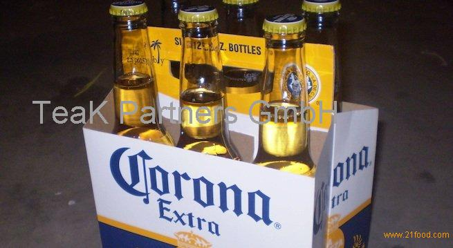 Corona Beer and other premium beers