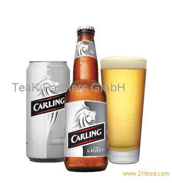 carling beer & other premium beers