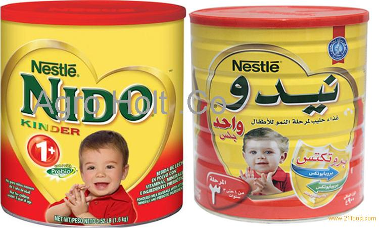 Nestle Nido Kinder ,