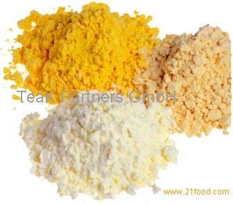Eggs Yolk and White Eggs Powder