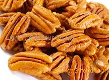Pecan Nuts and Shelled Pecan Nuts for sales