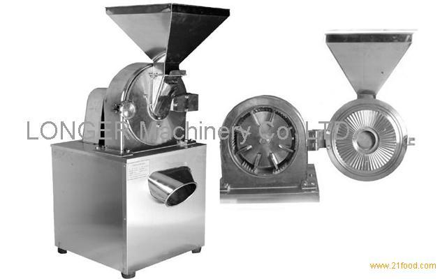 High Efficiency Cube Sugar Grinder Machine For Sale