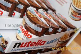 Ferrero Nutella chocolate Spread 600 g