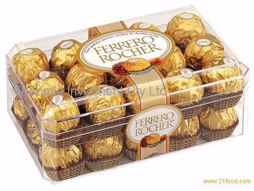 FERRERO NUTELLA HAZELNUT CHOCOLATE SPREAD